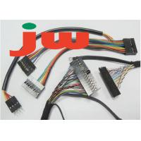 China High Performance LVDS LCD Screen Cable With AMP MOLEX Or Equivalent Connectors on sale