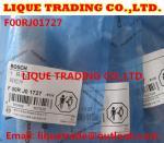 BOSCH Common rail injector valve F00RJ01727 , F 00R J01 727 for 0445120166, 0445120127, 0445120086, 0445120087