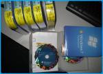 COA au détail de boîte de professionnel de Microsoft Windows 7 avec 64 la version du disque Sp1 d'OEM de bit