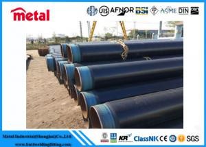 China GRADE X65 PSL2 Seamless Carbon Steel Pipe , 457.2MM X 11.91MM 3lpe Coated Pipes on sale
