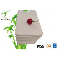 High Absorb Bamboo Nappy Liners For Cloth Nappies Organic Bamboo Fiber Founded