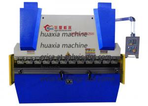 China China Made Competitive Price WF67K Hydraulic Press Brake for Sale 40T 2200mm  with CNC on sale