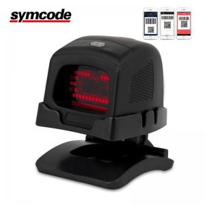 China Vertical Desktop 2D Barcode Scanner / Omni Directional Scanner Lowering Cost on sale