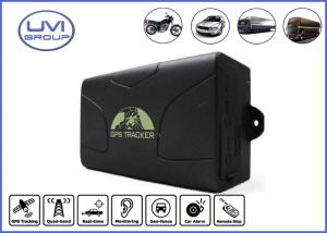China VT104 Simcom Real Time GPS Asset Tracking System with Remote Voice Monitoring & Stop Engine Function on sale