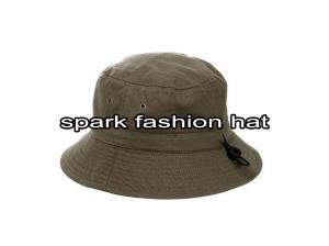 Quality Customize Made Cotton Fisherman Bucket Hat With String for sale