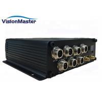 Auto Dvr Camera System Vehicle Digital Video Recorder Storage SD Card 4 Channel