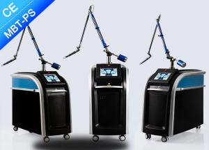 China 755nm 532nm 1064nm Q-switch Nd Yag Laser Picosecond Laser Tattoo Removal machine on sale