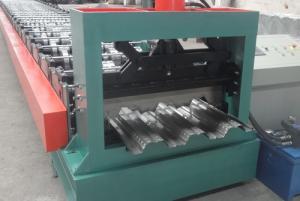 China Maquinaria de acero acanalada primera on sale