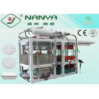 China Machine supérieure de récipient de nourriture de plaque à papier de machines d'emballage de catégorie 7000Pcs/H on sale