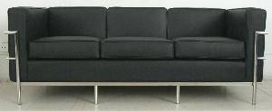 China Leather Sofa (Le Corbusier Sofa LC2) on sale