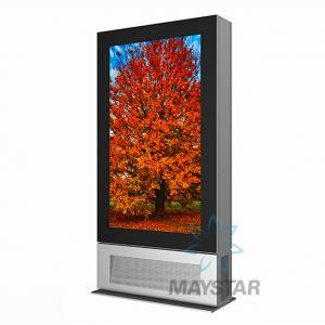 China Professional Outdoor Digital Signage Screens 2000~3000 nits Brightness on sale