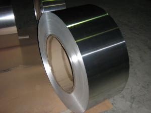 China Cold Rolled Aluminum Roof Coil Grade 1050 / 1060 / 1100 Industry Insulation on sale