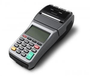China ISO14443 A/B,13.56MHz Backlit designed keypad M3000 Mobile POS Terminals / 2 RS232, 2 USB on sale
