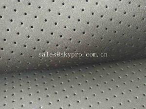 China 5mm Both Sides Coating Neoprene Fabric Roll With Nylon , Non Woven Fabrics Lamination on sale