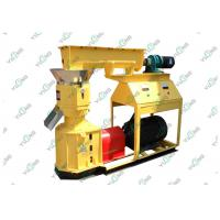China High Output Poultry Feed Pellet Machine For Animal Feed 300-500kg/h on sale