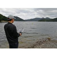 Wireles smartphone portable DEVICT Autopilot with google map for bait boat