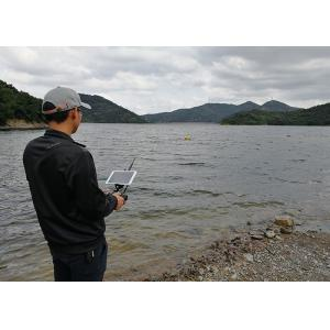 China Wireles smartphone portable DEVICT Autopilot with google map for bait boat on sale