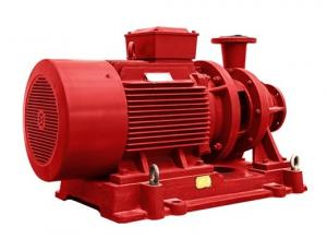 China Electric Motor Fire Fighting Pump Constant Pressure Building Fire Pump on sale