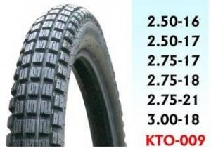 China Motorcycle  Tyre , 3.00-18, 2.75-21,2.75-18,2.75-17,2.50-17 on sale