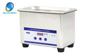 China Skymen SUS304 Benchtop Ultrasonic Cleaner Supersonic Cleaner 800ml on sale