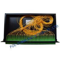 High Stability Fiber Optic Splitter 1 × 36 , Rack Mount Local Area Network lan splitter