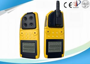 China Electronic Combustible Gas Leak Detector / Handheld Sewer Gas Detector With LCD Display on sale