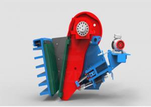 China Le CE automatique de broyeur de mâchoire de lubrification a approuvé la machine de devoir continu on sale