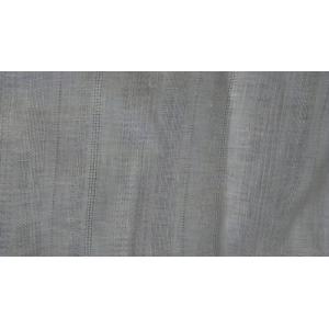 China tela blanca de la tela de camisa de la blusa de la raya del dobby de lino 100%pure on sale