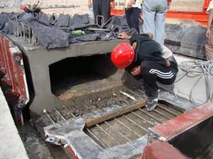 China rectangle pneumatic tubular formwork for box culvert casting in-situ,beam construction, pipe construction on sale