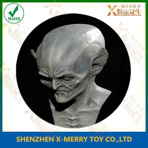 China Neutron Resurrection Alien  Halloween Mask Costume cosplay on sale