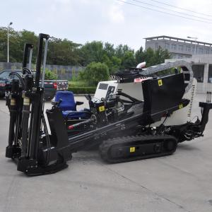 China Road Construction Horizontal Directional Drilling Machine Max Torque 2235Nm on sale