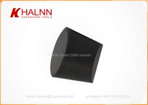 China BN - S300 Grade CBN Inserts Continuous Heavy Turning TC Steel /  WC Rolls supplier