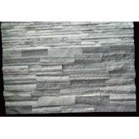 Cloudy Grey Quartzite Culture Stone,Rough Face Quartzite Stone Panel,Outdoor Real Stone Cladding