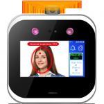 Infrared Temperatrue Sensor CE FCC Facial Recognition Turnstile