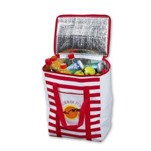China Custom Insulated Cooler Bags , Big Capacity Insulated Wine Cooler Bags on sale