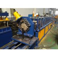 China Vineyard Post Roll Forming Machine, Steel Grape Trellis Rollforming Machine on sale