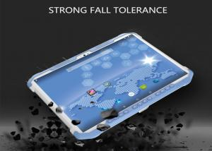 China 9000mAh High Capacity Rugged Tablets PC Android 7.0 Fingerprint Tablet UHF Card Reader on sale