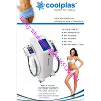 China coolscupting zeltiq cryolipolysis fat freezing and shockwave slimming Coolplas vacuum cryotherapy fat freezing on sale