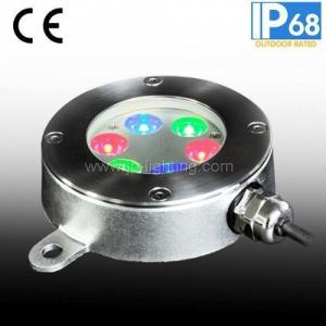 China 6W RGB LED underwater light or RGB pool light (JP-94263) on sale