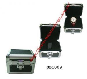 China Aluminum Watch Box on sale