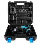 Variable Speed Electric Drill Set , Quick Stop Power Tool Kits Custom Color