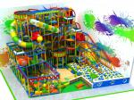 Trampoline Park And Indoor Playground Equipment For Family Entertainment Center