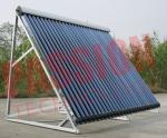 Pressurized Heat Pipe Solar Power Collector , Solar Water Collector 30 Tubes