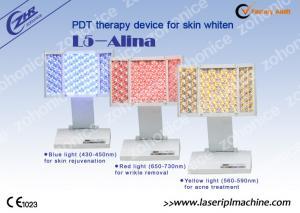 China PDT / Photon LED Skin Rejuvenation / Professional PDT LED Light Therapy Machine on sale