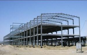 China 屋根および壁の母屋のための電流を通された C 及び Z のビーム養鶏場の構造 on sale