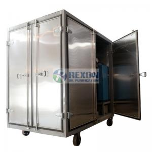 China Dust Proof Enclosed Hot Air Generator , Compressed Air Drying Equipment DAG-300 on sale