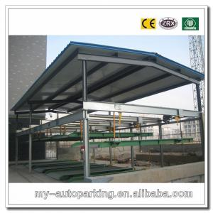 China 2 Level Puzzle Car Parking Lot Solutions/Dongyang Parking /Automated Car Parking Solution on sale