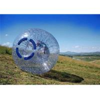 Grassland Inflatable Outdoor Toys 2.2m 2.6m Diameter Zorbing Roller Bubble Ball
