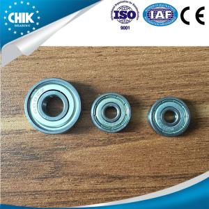 China CHIK 609 609 z 609 2z Deep Groove Ball Bearings 609 Sizes 9*24*7mm miniature ball bearing on sale