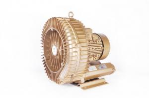 China 3 Phase Ring Air Blower For Welding Fume Extraction 12.5 Kw 14.5 Kw Dual Output on sale